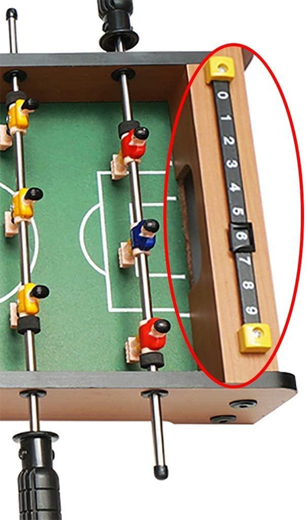 Futbol de mesa Futbolines Mesa De Billar Mesa De Juegos Partido De Futbol Juego De Puzzle Juguete De Niño Juguetes para Niños Mayores De 3 Años. Regalo para Niños Futbolines: Amazon.es: Hogar