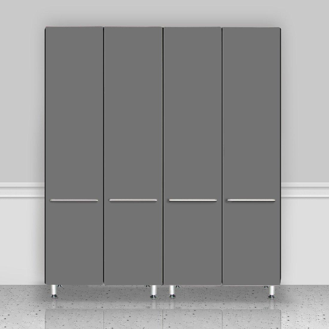 Ulti-MATE Garage GA-062 2-Piece Tall Garage Cabinet Set by Ulti-MATE Garage