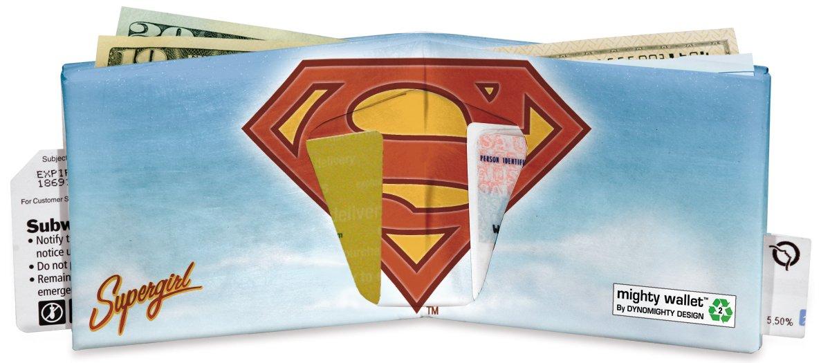 Dynomighty diseño DC Bombshells Super Girl Mighty tipo cartera: Amazon.es: Juguetes y juegos