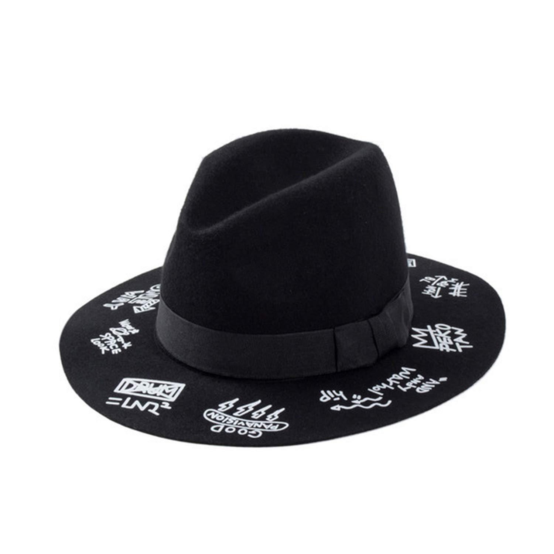 Unisex 100/% Wool Women Men Sun hat Fedora Felt floffy Crushable Hat Panama BB Hat Walter White Heisenberg Cap