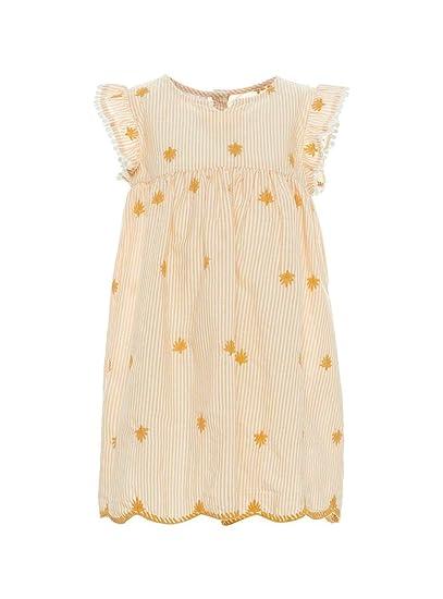 fc17cba0e6414 Name It Robe Fenja Marin pour Fille  Amazon.fr  Vêtements et accessoires