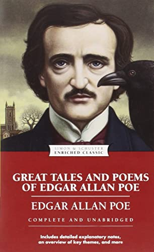 Great Tales and Poems of Edgar Allan Poe (Enriched Classics)