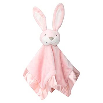 Amazon Com Zooawa Baby Security Blanket Soft Stuffed Animal Bunny