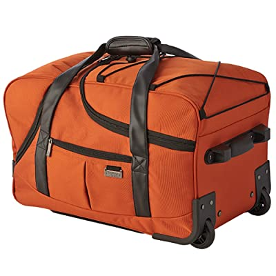 (2018 New and Improved) Landing Field Duffel Bag