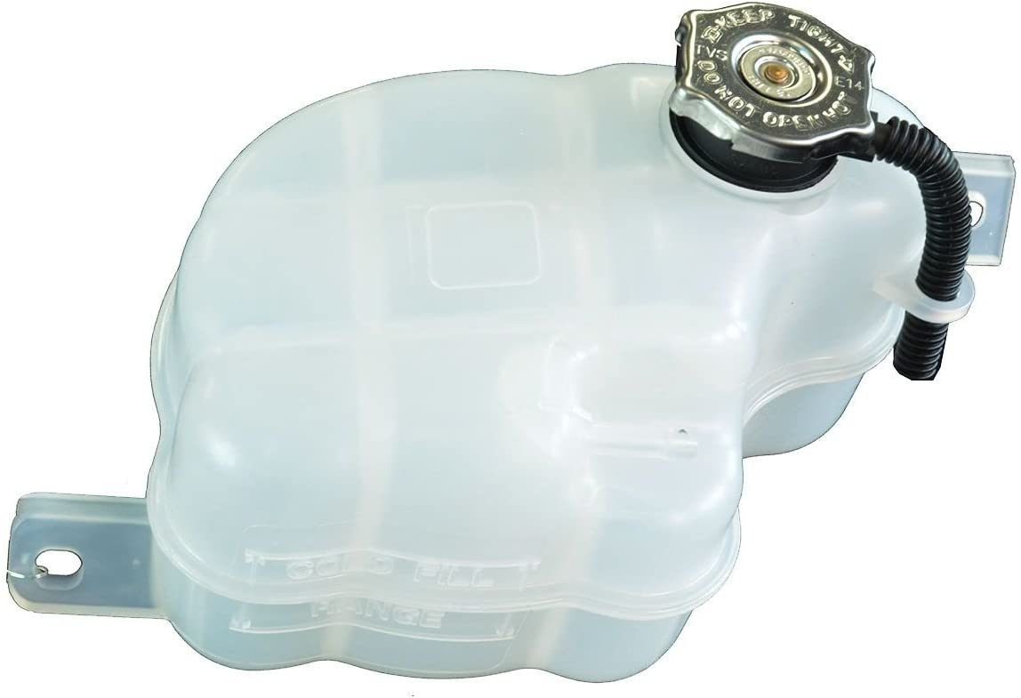 AUTOMUTO Radiator Coolant Fluid Overflow Bottle Tank Reservoir Compatible with 2009-2015 Dodge Journey