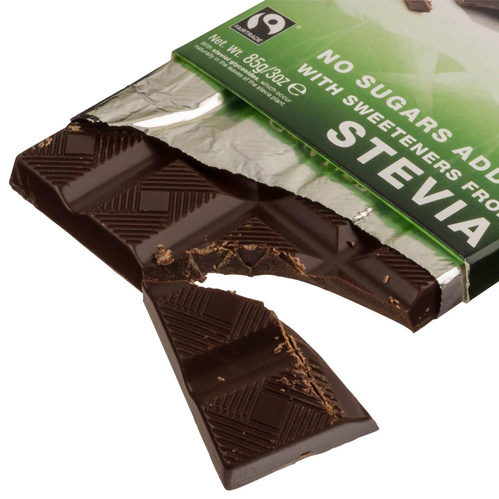 Cavalier - Belgian Dark 85% Cocoa Chocolate Bar - 85g: Amazon.es: Alimentación y bebidas