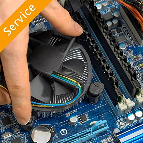 Computer Component Installation - PC - Desktop - Graphics Card Replacement