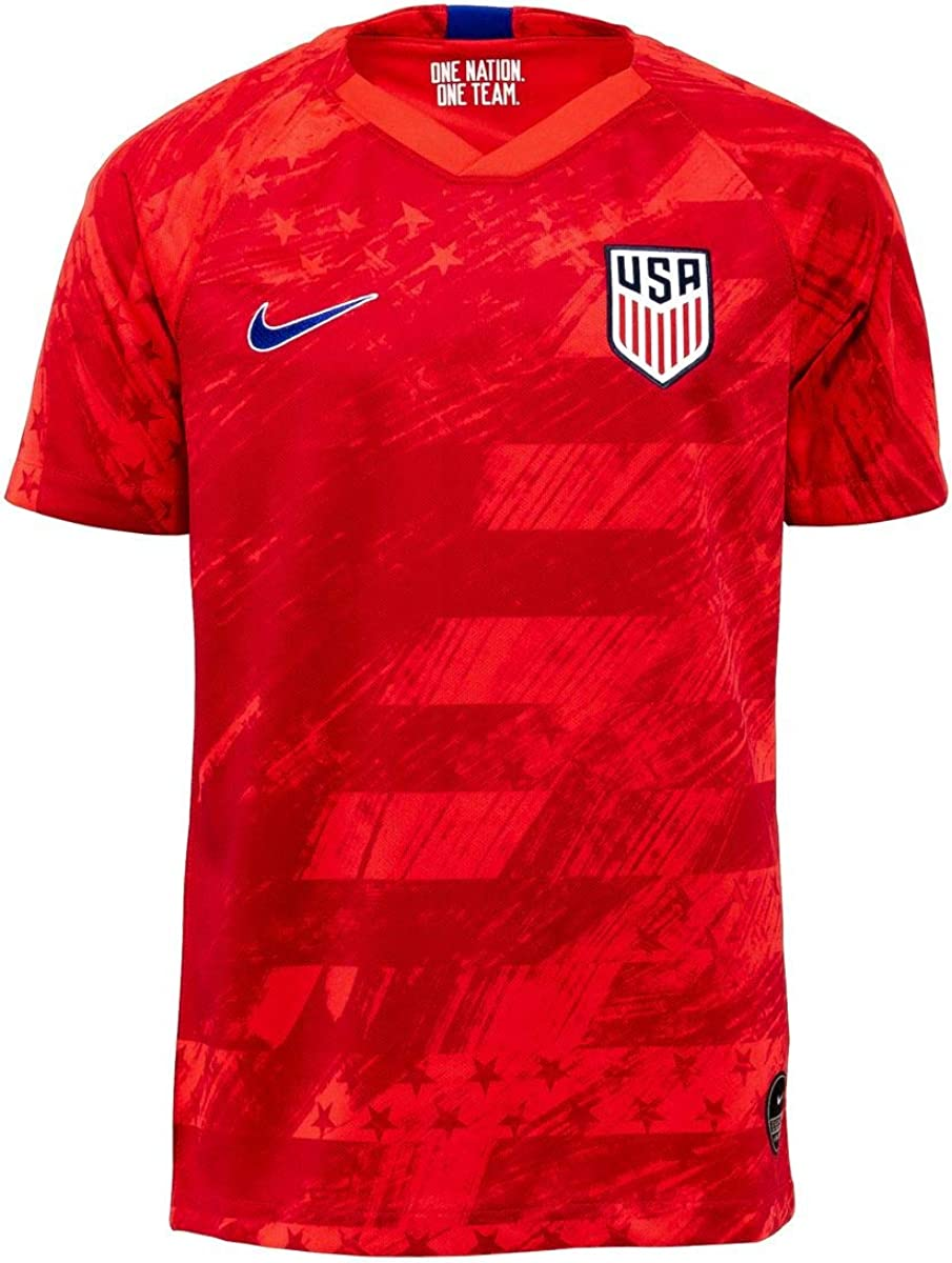 Nike USA 2019 Youth Away Jersey