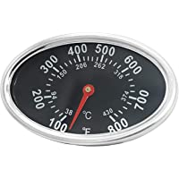 GFTIME 7,4 cm Termómetros para Barbacoas y Ahumadores