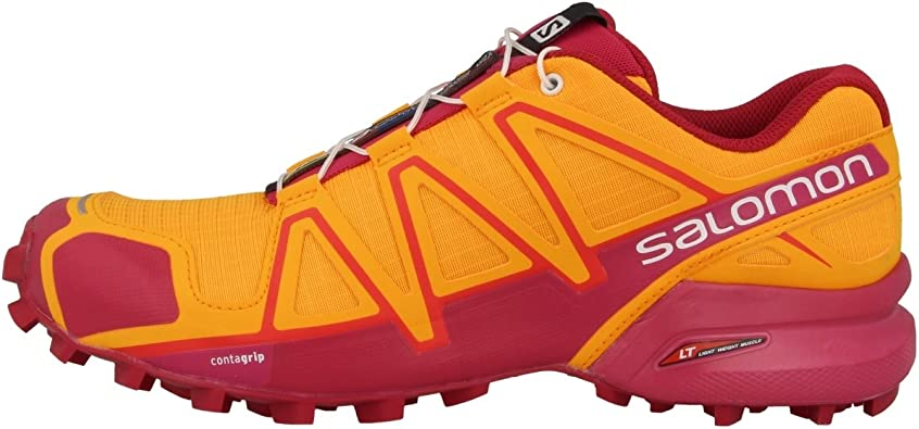 Salomon Speedcross 4 W, Zapatillas de Trail Running para Mujer: Amazon.es: Zapatos y complementos