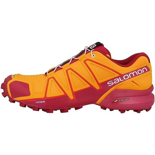 07bff82e2cc Salomon Speedcross 4 W, Zapatillas de Trail Running para Mujer: Amazon.es:  Zapatos y complementos