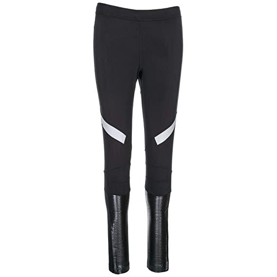 adidas by Stella McCartney Damen Leggings Running Nero ...