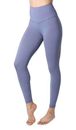 8fb743c46f 90 Degree By Reflex High Waist Supreme Tummy Control Anti Odor Ankle Length  Leggings - Alpine