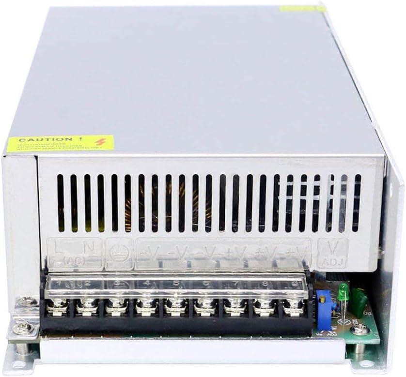 MXECO AC DC 24v 5A 10A 15A 20A 30A 40A 100w 120w 150w 200w 240w 350w 500w 600w 720w 800w 1000w Fuente de alimentación Led para iluminación Led