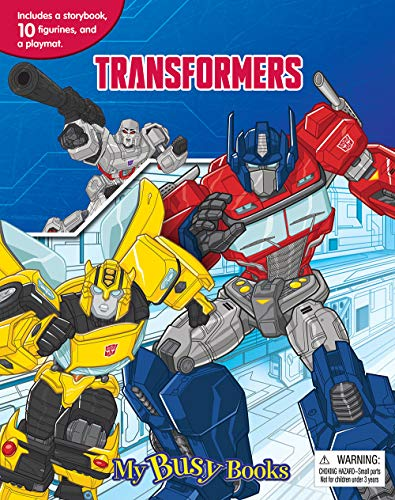 Transformers My Busy Book ()