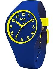 Ice-Watch - Ice Ola kids Rocket - Blaue Jungenuhr mit Silikonarmband - 014427 (Small)