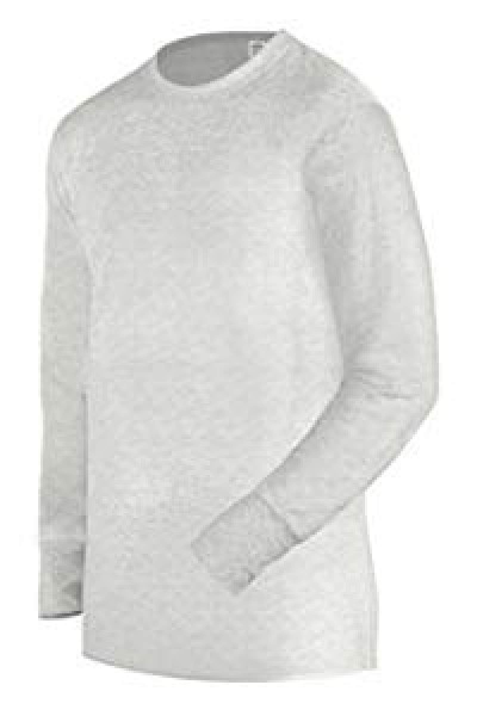Duofold Men's Midweight Thermal Crew, White,  Medium by Duofold
