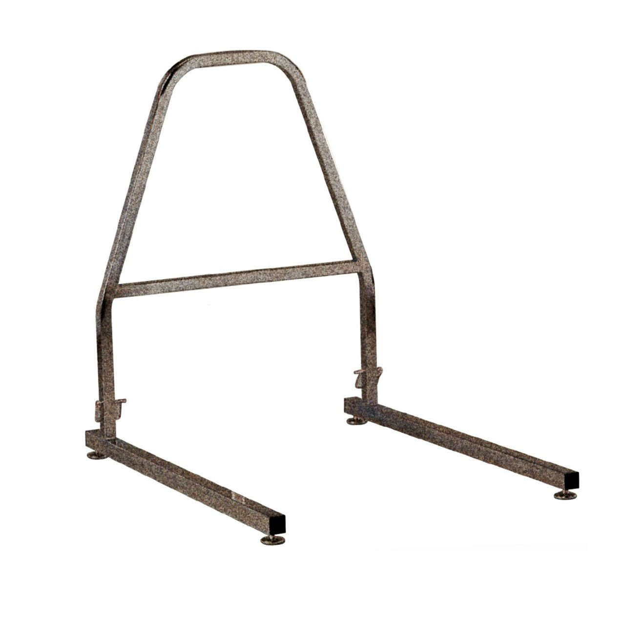Drive Medical Trapeze Base with Brown Vein Finish