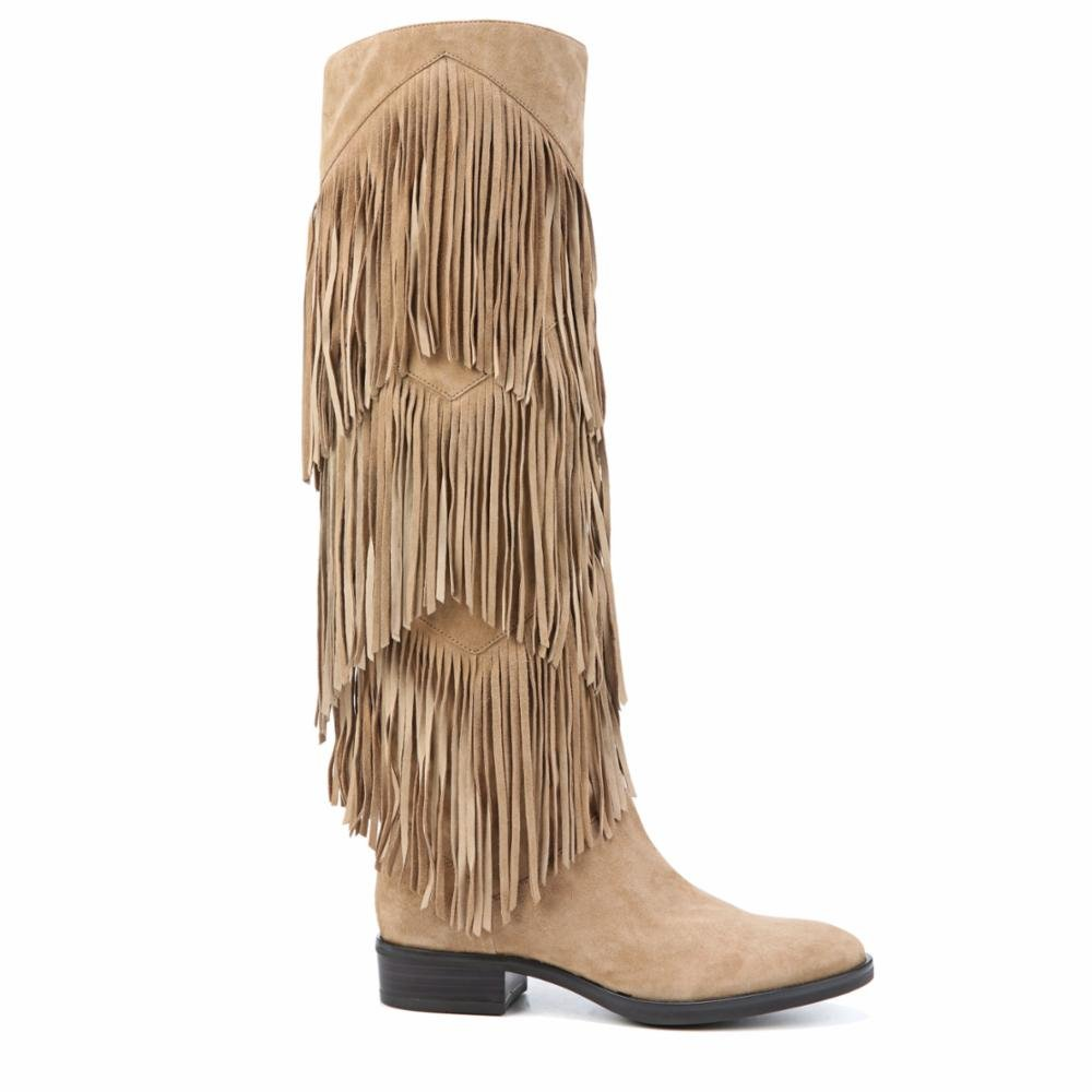 3abe46f9498c8 ... Kid Suede Leather b18b45. Suede Imported Made in USA or Imported Sam  Edelman B01AYJ3A0I Women s Pendra Slouch Boot B01AYJ3A0I Edelman 5.5 B(M)  US