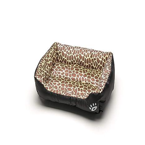 Suppet Pet Nest Moda patrón de Tigre a Prueba de Agua Perrera Gato ...