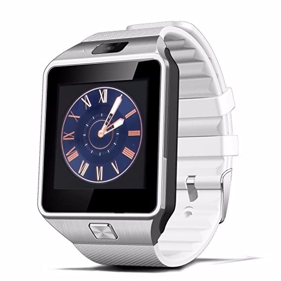 ... Bluetooth Smart Watch Support SIM and TF card for Samsung S5 / Note 2/3 / 4, Nexus 6, Htc, Sony and Other Android Smartphones: Cell Phones & Accessories