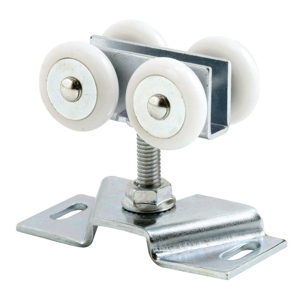 Pocket Door Rollers >> Slide Co 164663 Pocket Door Roller And Bracket Nylon Ball Bearing Wheels Pack Of 2