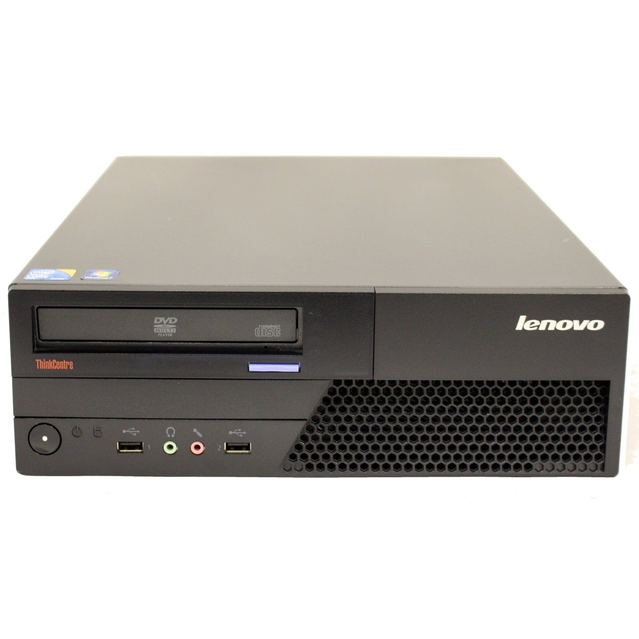 Lenovo ThinkCentre M58 Premium Small Form Factor Business Desktop Computer PC (Intel Core 2 Duo 3.0GHz, 4GB RAM, 160GB HDD, Wireless WIFI) Windows 10 Professional (Certified Refurbished) by Lenovo (Image #2)