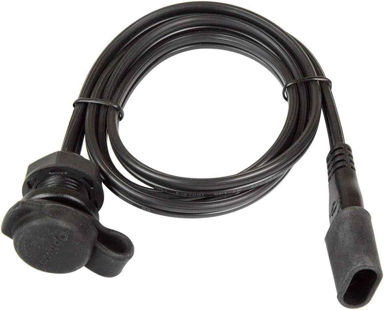 Adapter Tecmate Optimate Cable O-16 AUTO Socket to Bike Plug