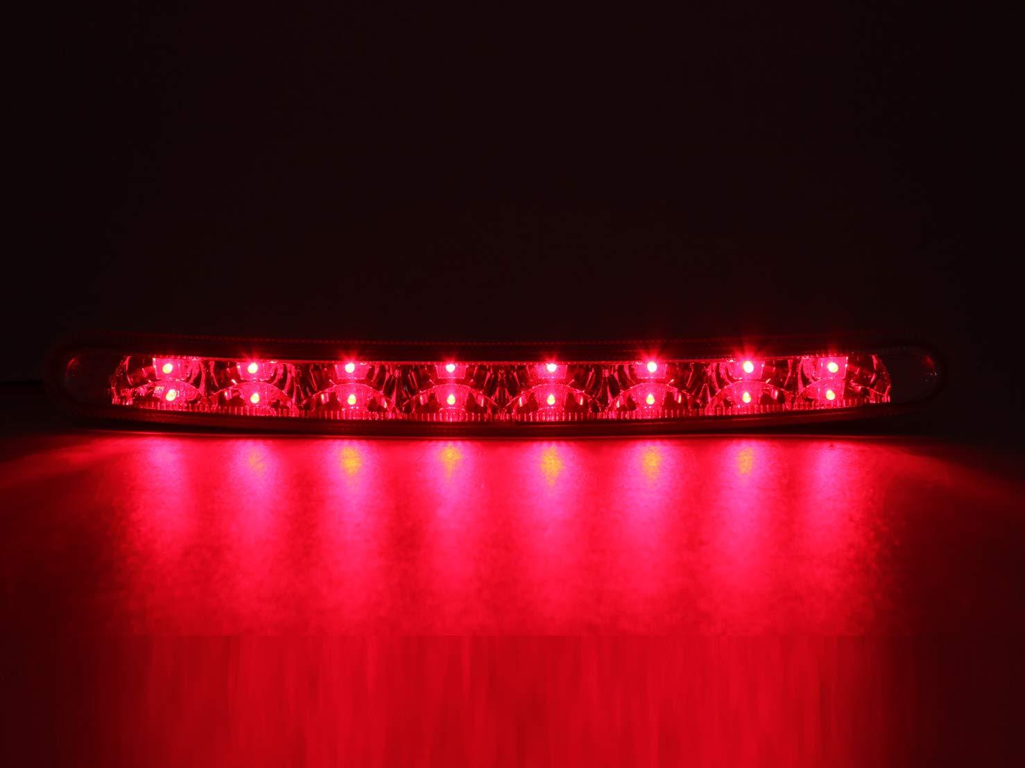 Clear lens THIRD BRAKE STOP LED Light Lamp