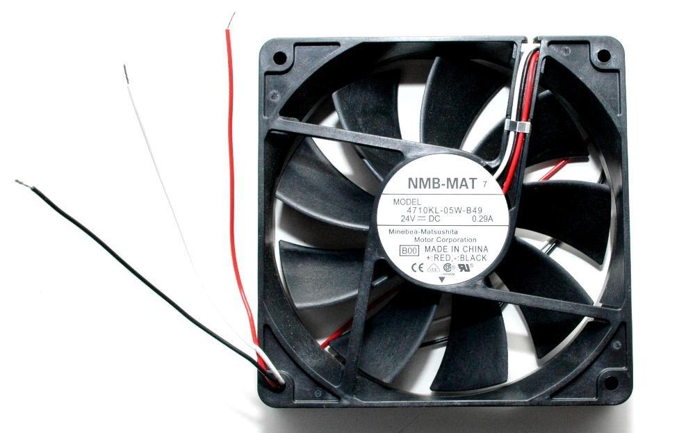NMD-MAT Fan 4710KL-05W-B49-B00 NMB Minebea 4710KL-05W-B49