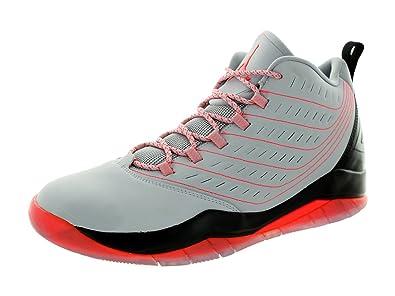 Nike Jordan Men's Jordan Velocity Wolf Grey/Infrared 23/Black Basketball  Shoe 11.5 Men