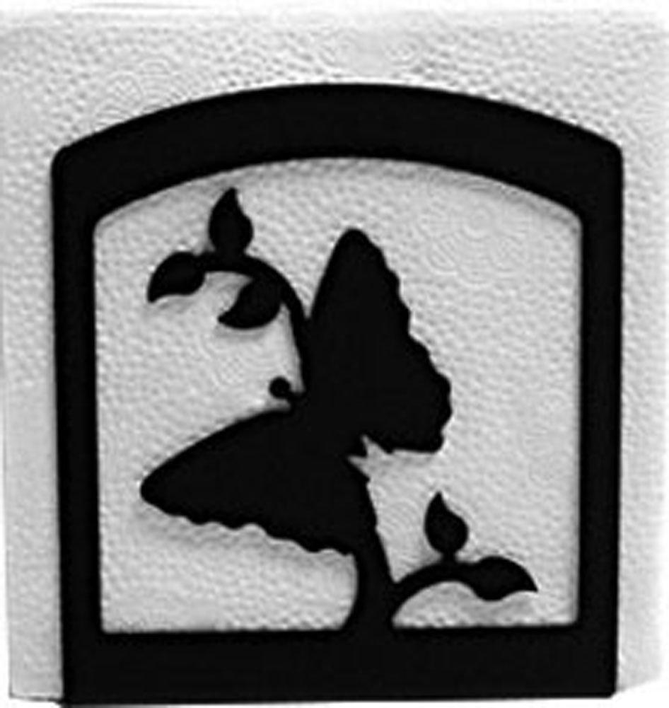 Ironバタフライテーブルナプキンホルダー – Heavy Dutyメタル紙ナプキンディスペンサー、カクテルナプキンホルダー   B00IEYWGW4