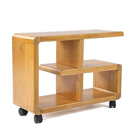 Racks Inc Estante de estante de madera maciza para sofá o ...