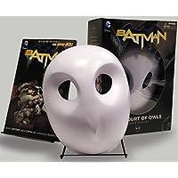Batman Court Of Owls Mask Book (Batman: The