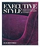 Executive Style, Judith Price, 0671253549