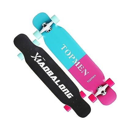Brilliant firm Patinetes para Niños Skateboard Longboard Double-up ...