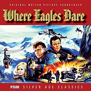 Where Eagles Dare/Op. Crossbow (OST) (2CD)