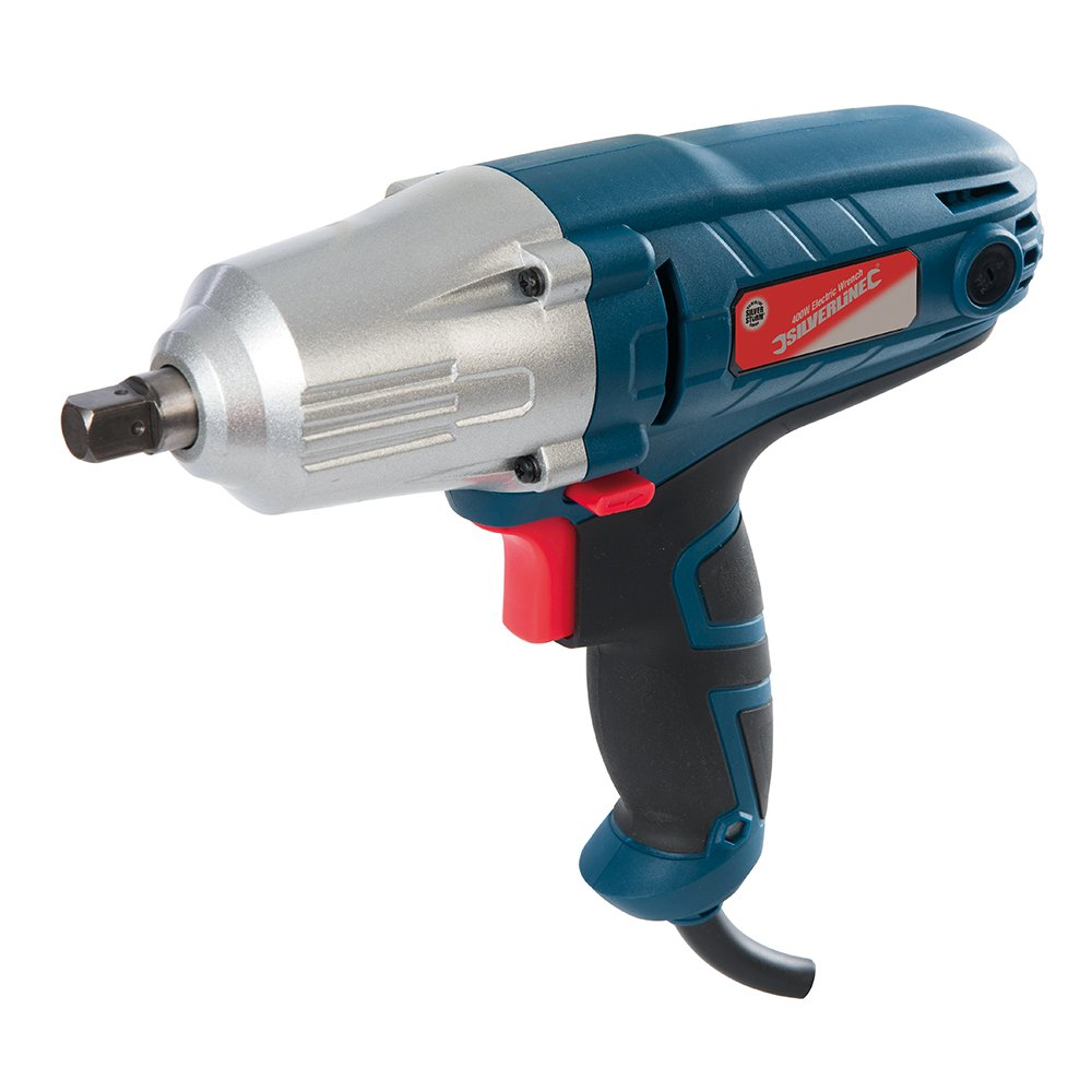 Silverstorm 593128-400W Electric Impact Wrench 230V