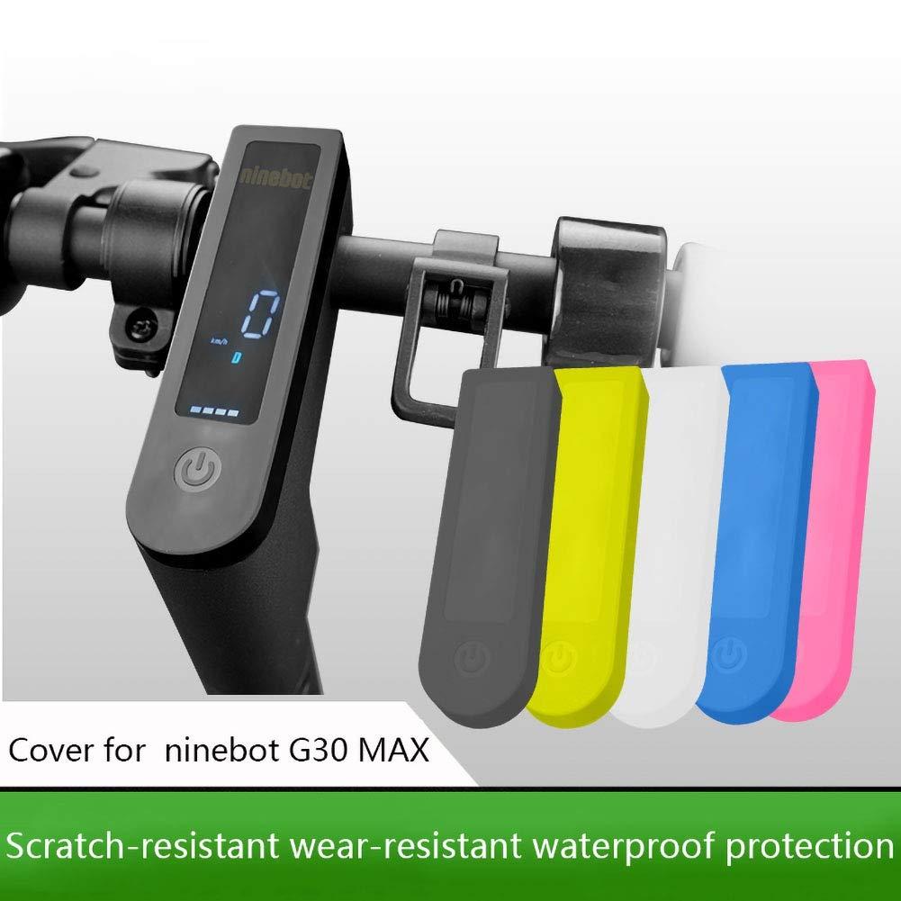 abriebfestem wasserdichtem Schutz Gyratedream Cover f/ür Ninebot G30 MAX Mit kratzfestem