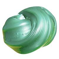 """Brezeh - """"Slime"""" sans borax - Brillant pour enfants, adultes - Anti-stress - Argile/mastic de loisirs créatifs"""