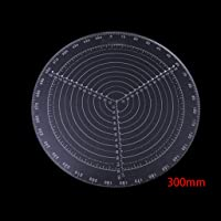 ZHIZU Woodworking 3D 90 Degrees Square Gauge Angle Protractor Over T-Type Ruler Angle