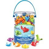 Learning Resources Under the Sea Ocean Counters Tub of 72