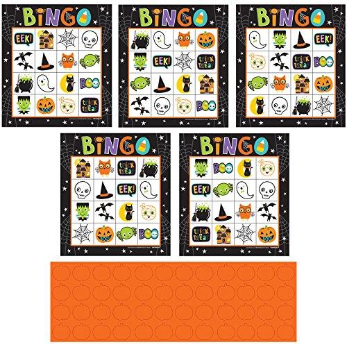 Amscan Halloween Bingo Game