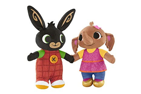 amazon com bing best friends bing and sula interactive toy set