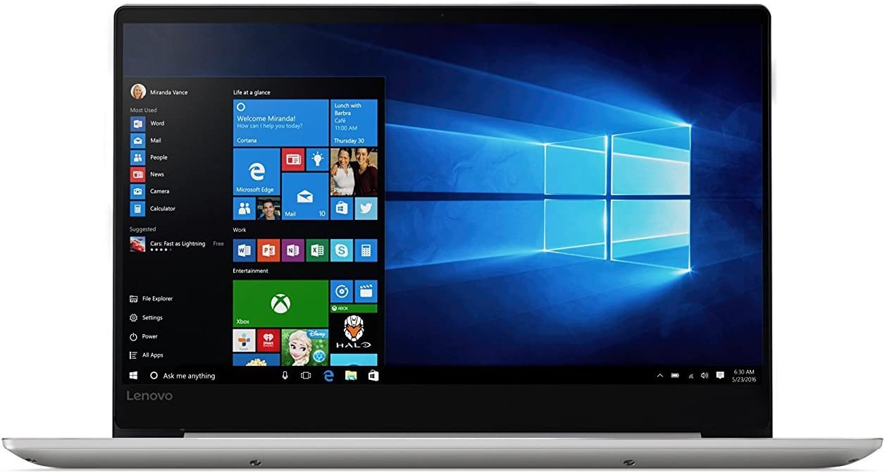 "Lenovo IdeaPad 330 15.6"" HD Business Laptop, Intel Dual-Core i3-8130U Up to 3.4GHz (Beat i5-7200U), 8GB DDR4, 1TB HDD, 802.11ac, Bluetooth, HDMI, Windows 10"