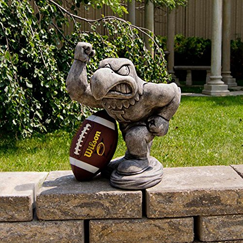 Iowa Hawkeyes NCAA ''Herky'' College Mascot 20? Vintage Statue by Stone Mascots