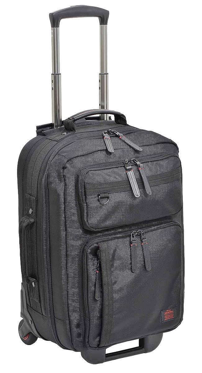 エンドー鞄 NEOPRO RED ネオプロ レッド 縦型 ビジネス キャリーバッグ ハードキャリー ブラック 2-036   B01MDQY2L0