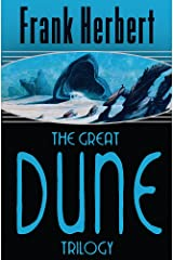 Great Dune Trilogy (Gollancz) Paperback