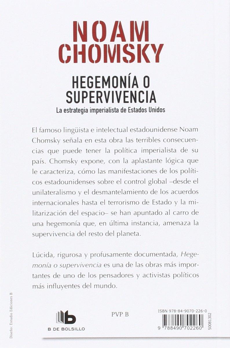 Hegemonia O Supervivencia Pdf