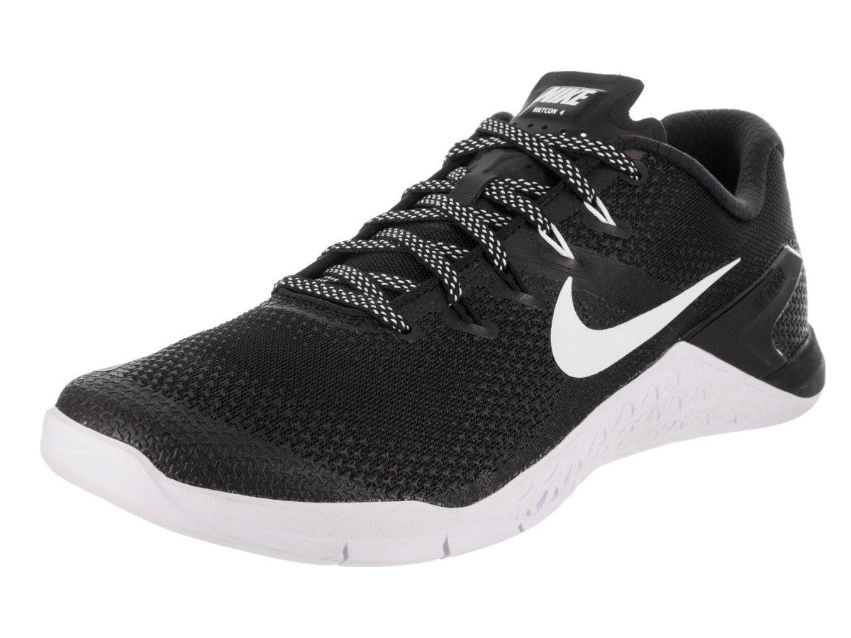 NIKE Men's Metcon 4 Training Shoes B072PQF2P2 6 D(M) US|Black/White